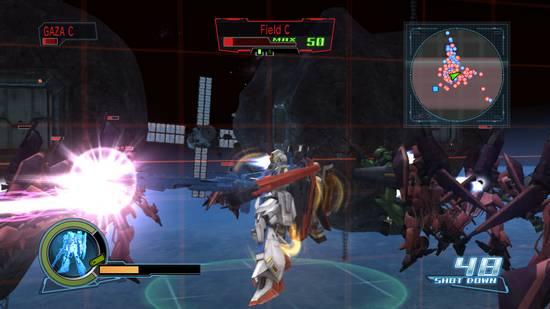 Screen Gallery – Dynasty Warriors: Gundam