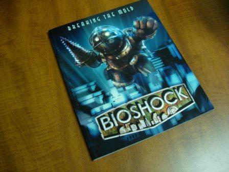 Bioshock Art Book