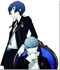Minato and Souji