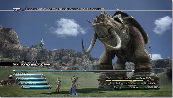 FFXIII_battle01