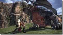 FFXIII_battle event 01