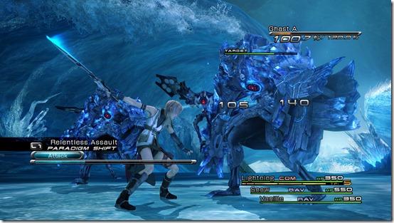 FFXIII_Battle
