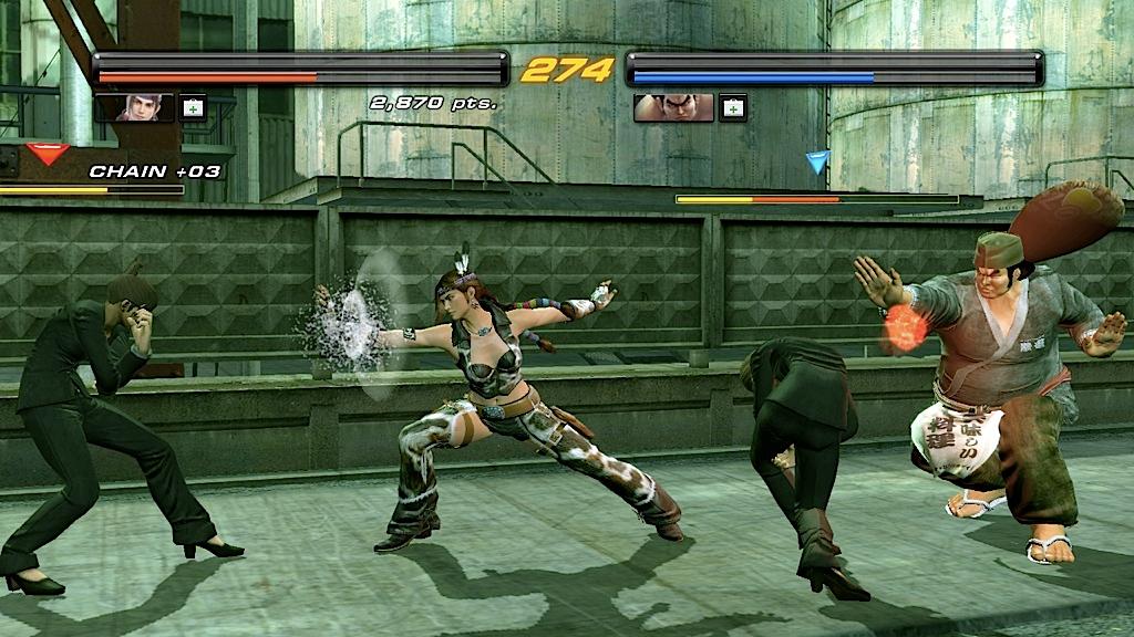 Tekken 6 Gets Online Co Op Update Next Week Siliconera