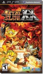 MetalSlugXX_PSP Sleeve