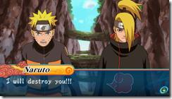 Slide demo_Naruto VS Deidara