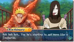 Slide demo_Naruto VS Orochimaru