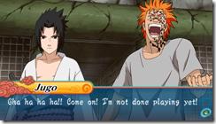 Slide demo_Sasuke VS Jugo