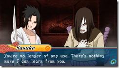 Slide demo_Sasuke VS Orochimaru
