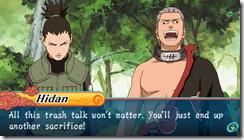 Slide demo_Shikamaru VS Hidan