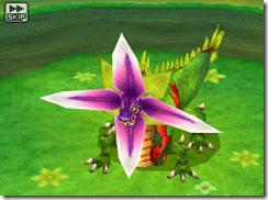 Flower Lizard 02