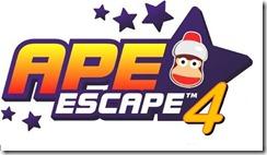 Ape Escape 4 Working logo
