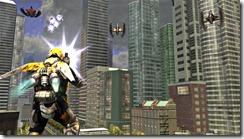 EDFIA - Flying Armor Financial District