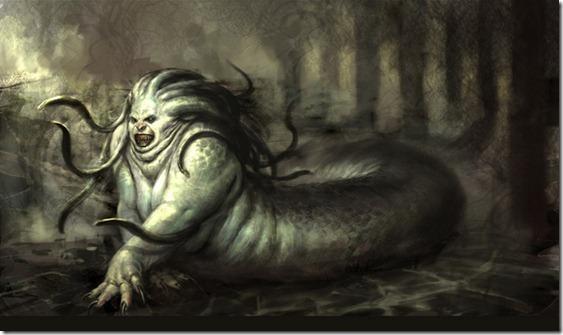 Fat Medusa concept