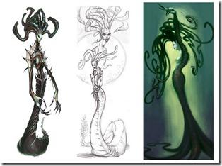 Medusa concept