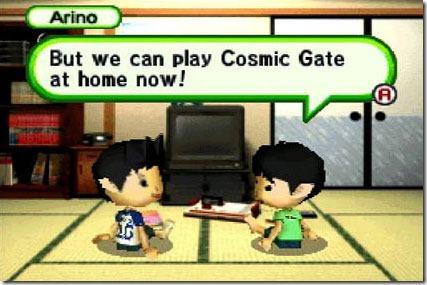 Retro Game Challenge on Nintendo DS
