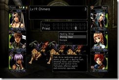 Priest magic list