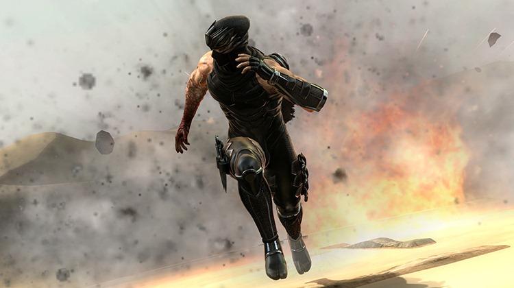 ninja gaiden 3 ps3 gameplay