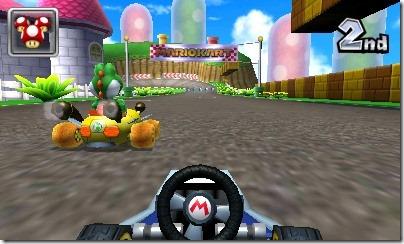 Mario Kart 7 Playtest Occasionally Skids Off Track Siliconera