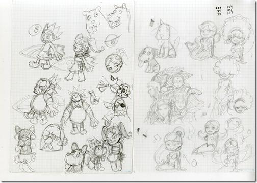 Fujisaka's_rough_sketch