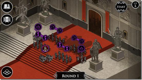 Raven's Dusk Battle