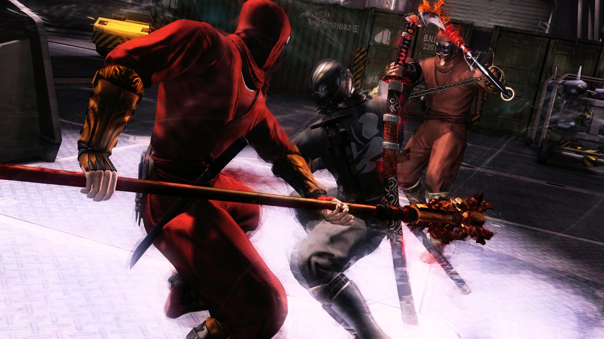 Ninja Gaiden 3 Razor S Edge Is Less Dull But Still Not Quite Sharp Siliconera