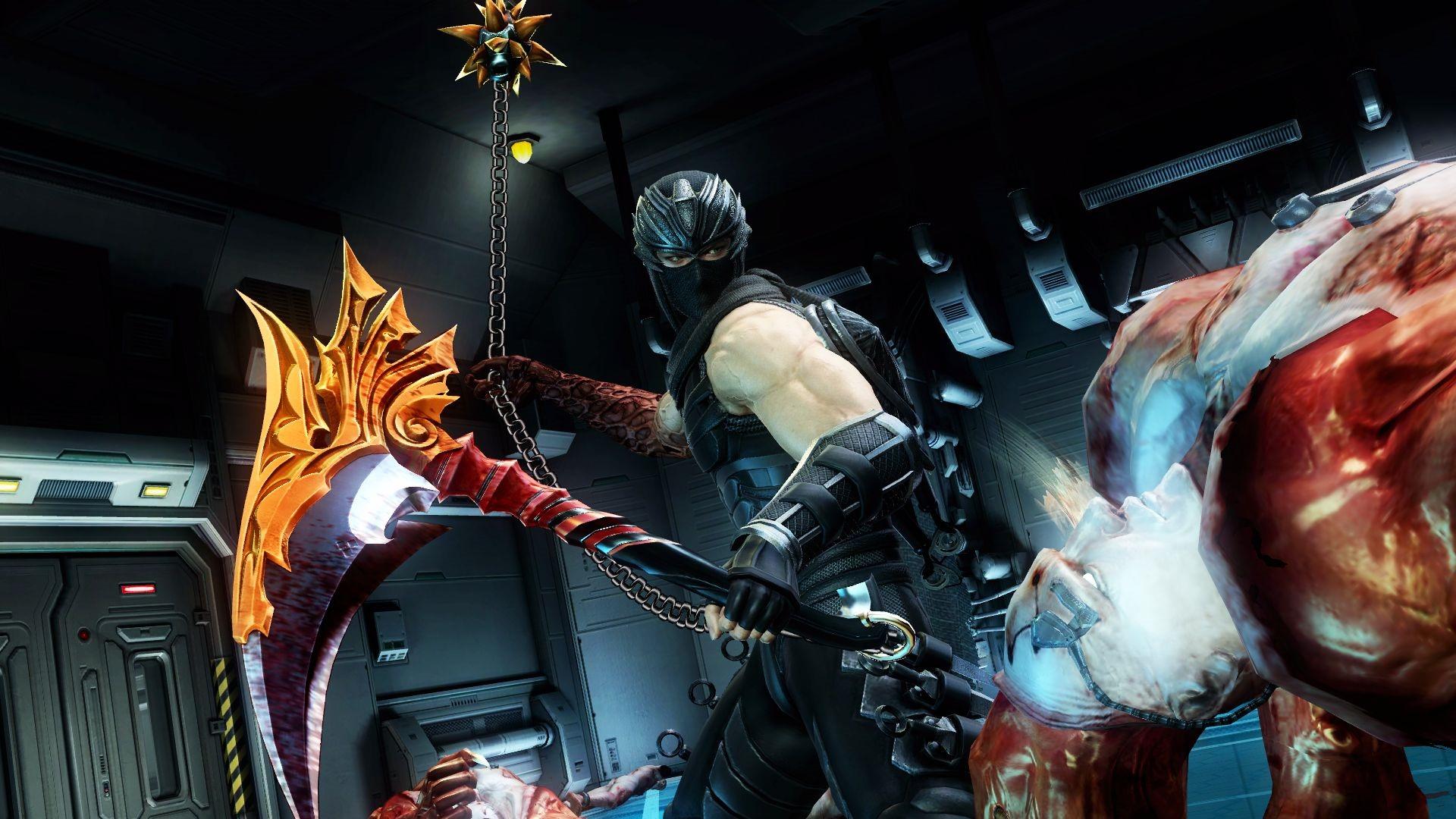 Team Ninja On Wii U Hardware Bringing Qte Free Ninja Gaiden 3 To
