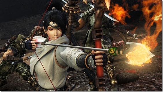 First Look At Kasumi In Ninja Gaiden 3: Razor's Edge