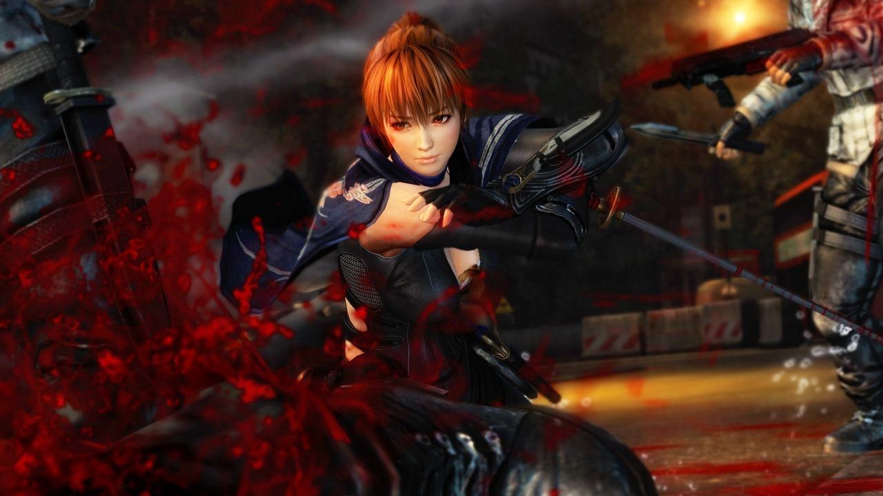 Kasumi Has A Range Of Costumes In Ninja Gaiden 3 Razor S Edge Siliconera