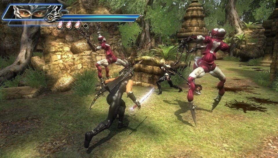 Ninja Gaiden Sigma 2 Plus Screenshots With Ryu Ayane And Rachel