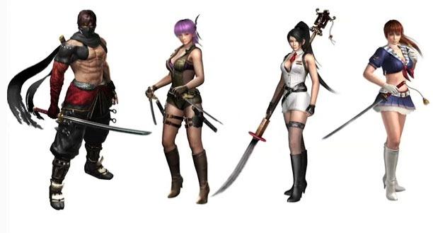 Ninja Gaiden 3 Razor S Edge On Wii U Getting New Costumes This Month Siliconera
