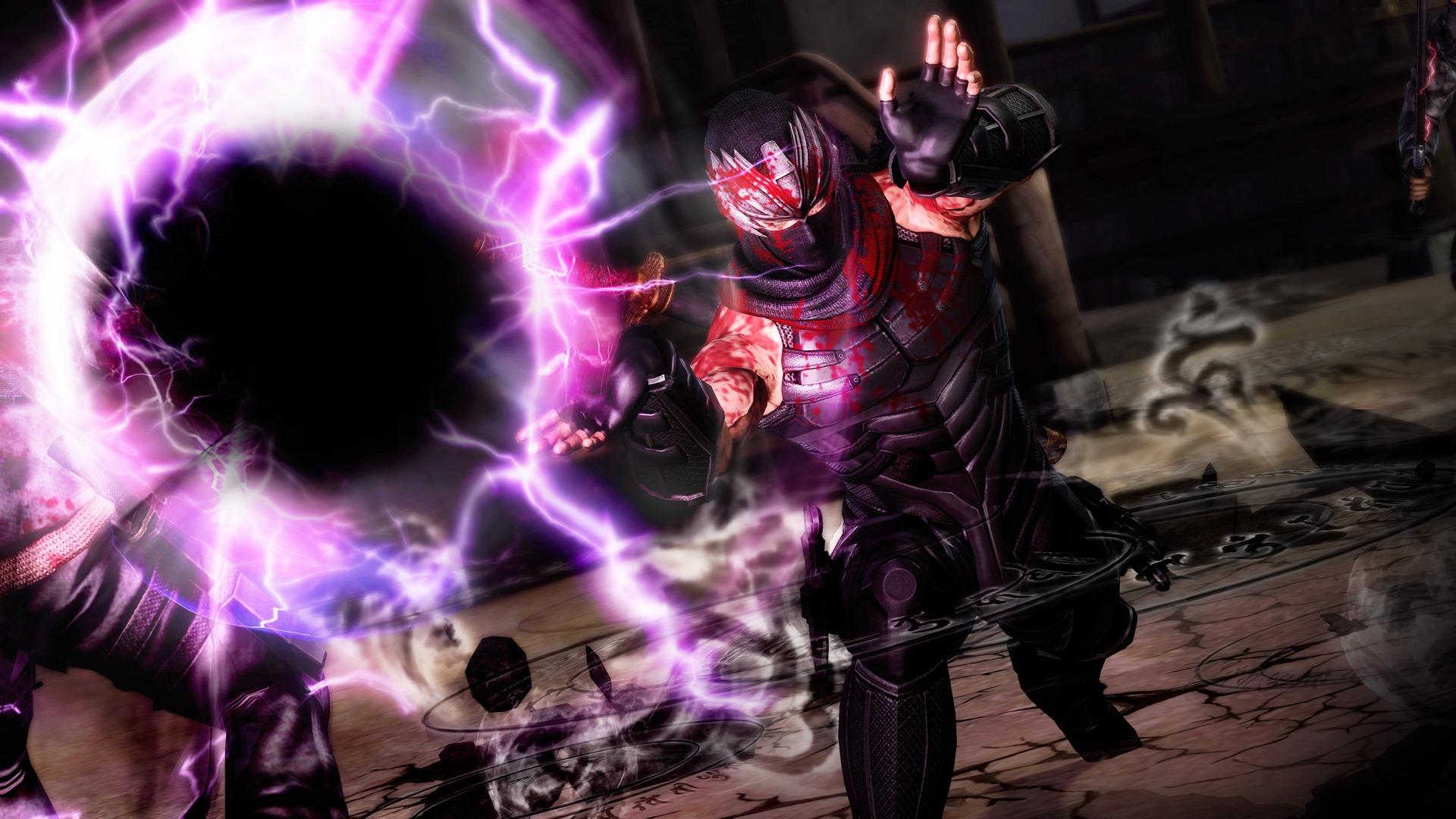 Ninja Gaiden 3 Razor S Edge For Xbox 360 Supports Smartglass