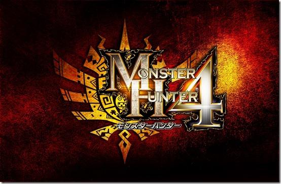 Monster-Hunter-4-Logo
