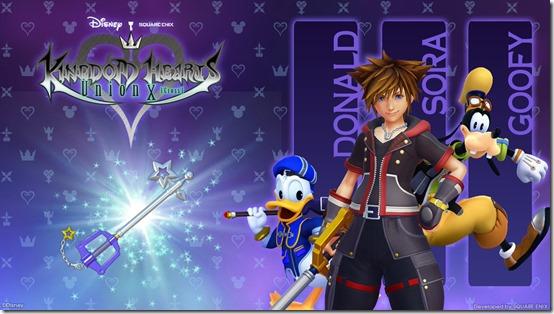Kingdom Hearts III Starlight Keyblade