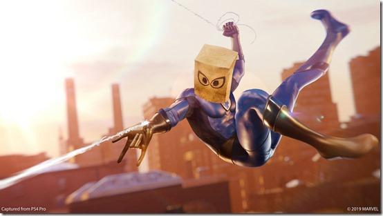 marvels spider-man fantastic four 1