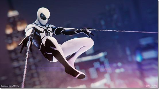 marvels spider-man fantastic four