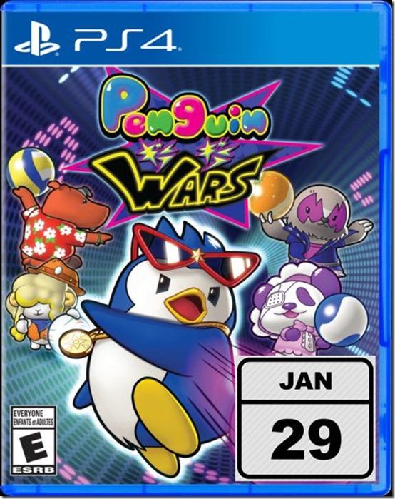 penguin wars ps4 2