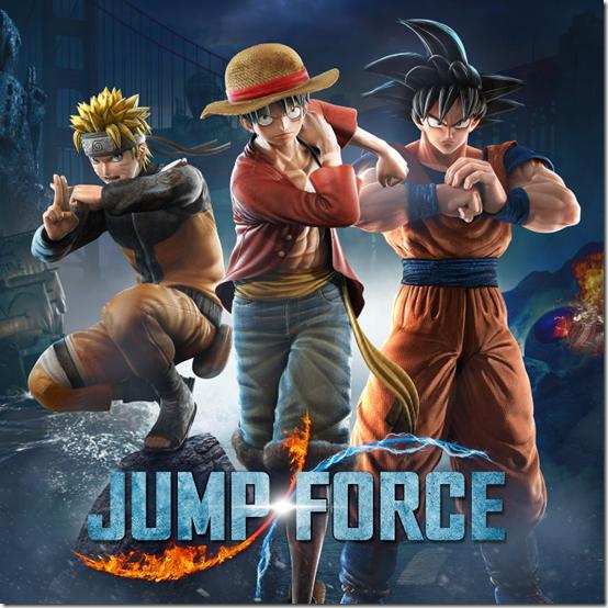 jump force 4