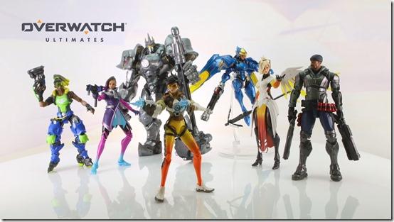 overwatch ultimate figures