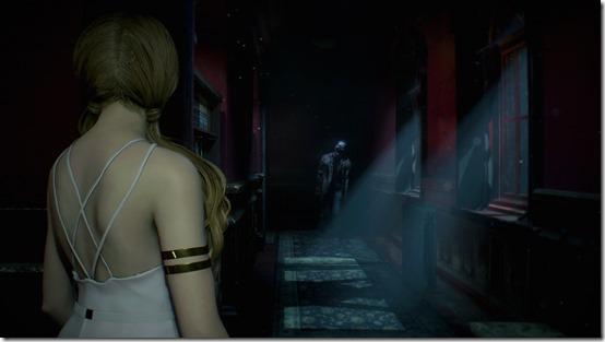 resident evil 2 ghost survivor