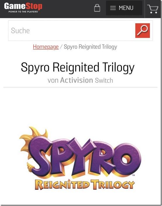 spyro switch 1