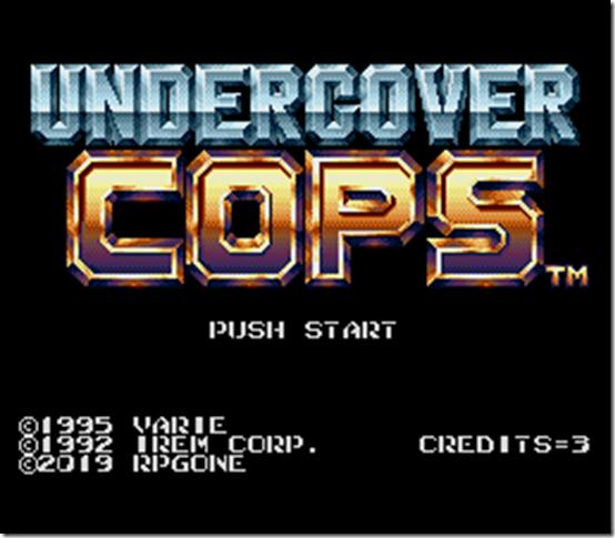 undercover cops 1