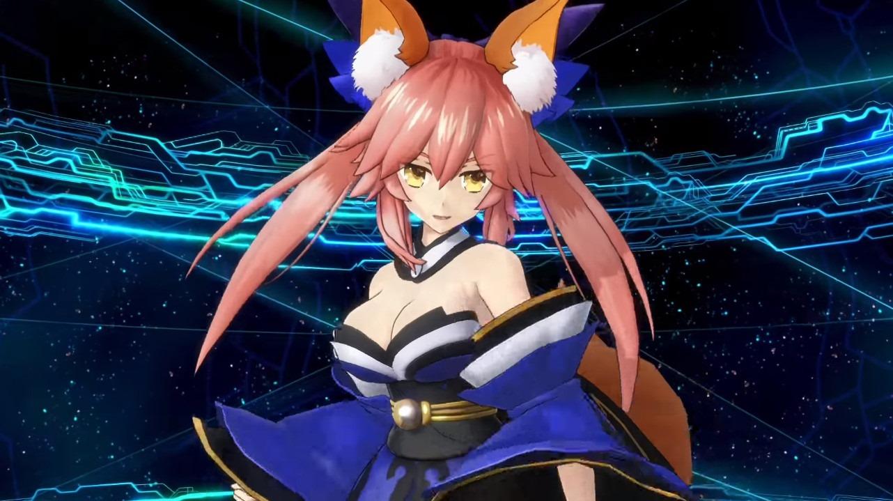 FGO Fate Grand Order Arcade Card Tamamo no Mae