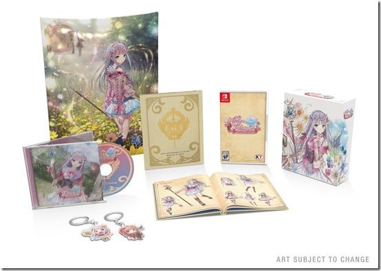 Atelier Lulua Limited Edition