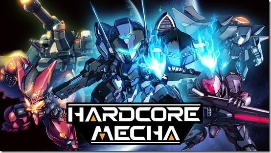 hardcore mecha 8