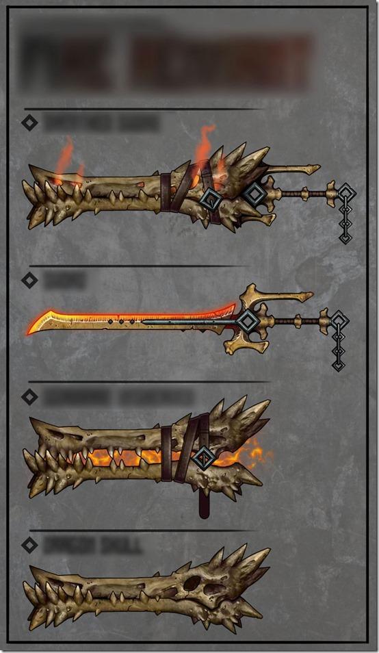 iceborne weapon 15