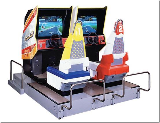 namco racer 8