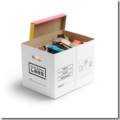 nintendo labo okatazuke box 2