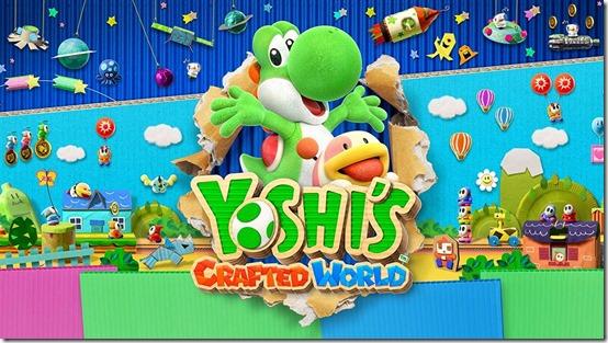 yoshi craft world