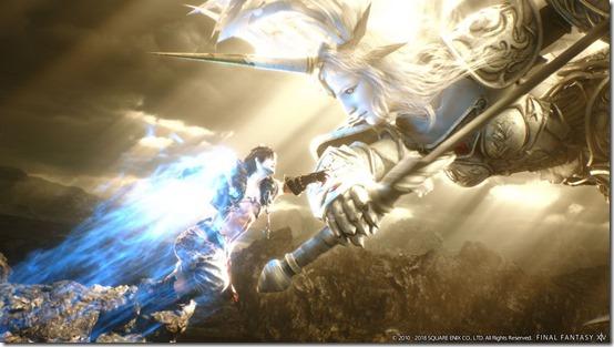 final fantasy xiv free login