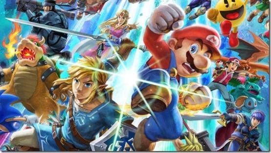 Super Smash Bros Ultimate.